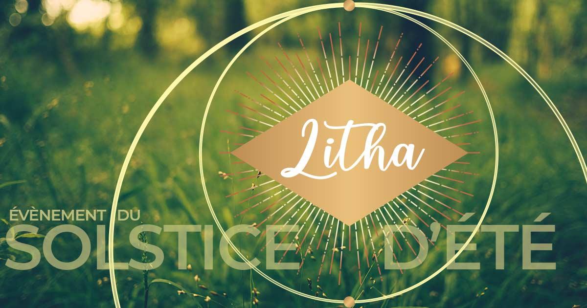 Célébration de Litha, solstice d'été + Photos