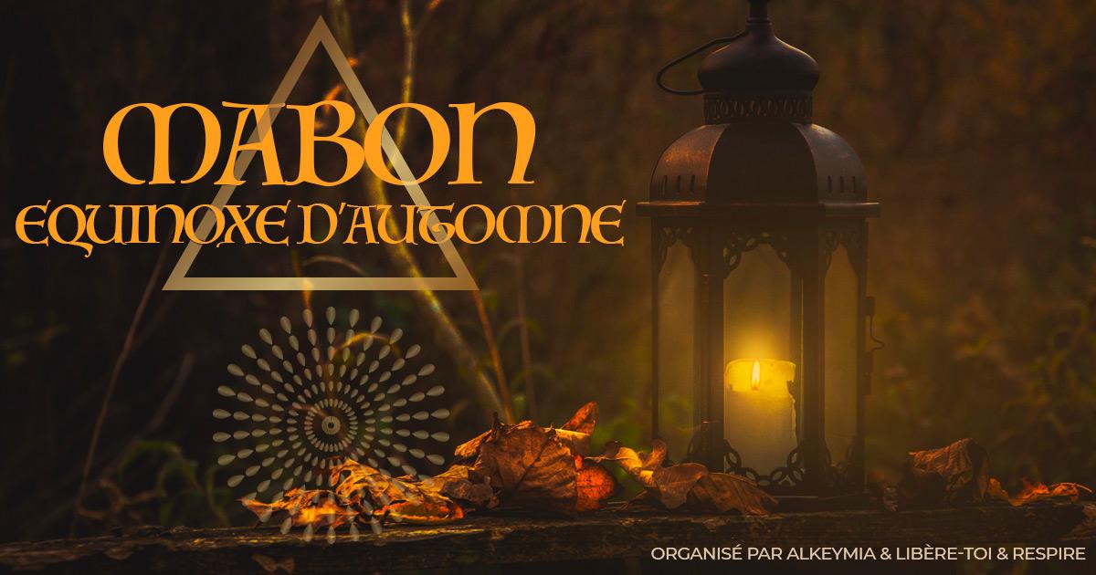MABON, Equinoxe d'automne le 22/09/20