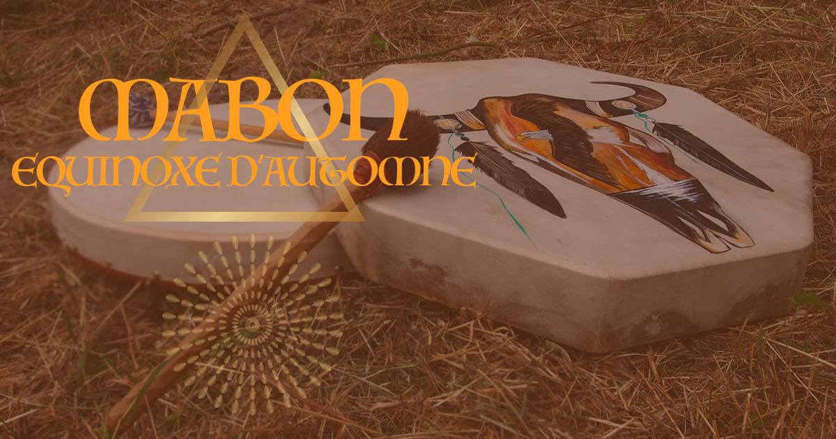 Cérémonie Mabon, l'heure des récoltes le 21/09/21